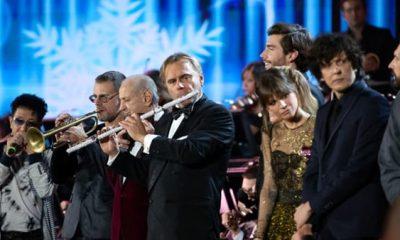 Concerto di Natale Vaticano 2019